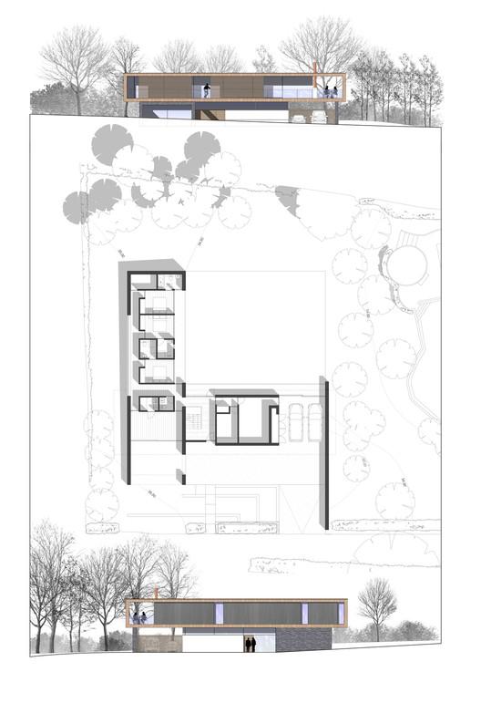Galería de Hurst House / John Pardey Architects + Ström Architects  - 20