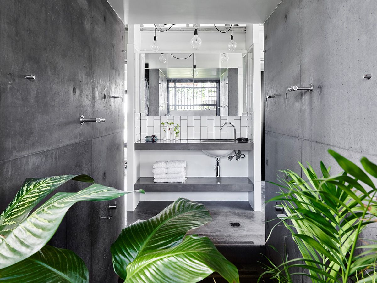 Belle Coco Republic Interior Design Awards 2016 Finalist For Best Bathroom Wooloowin By