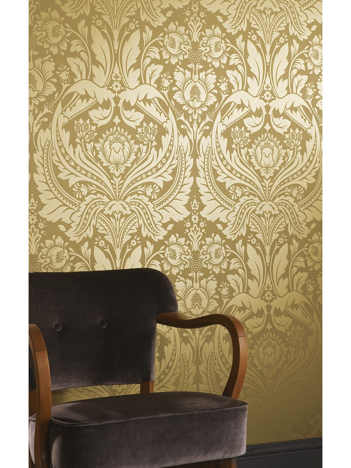 Graham & Brown, Desire wallpaper | Home Sweet Hopefully | Pinterest ...