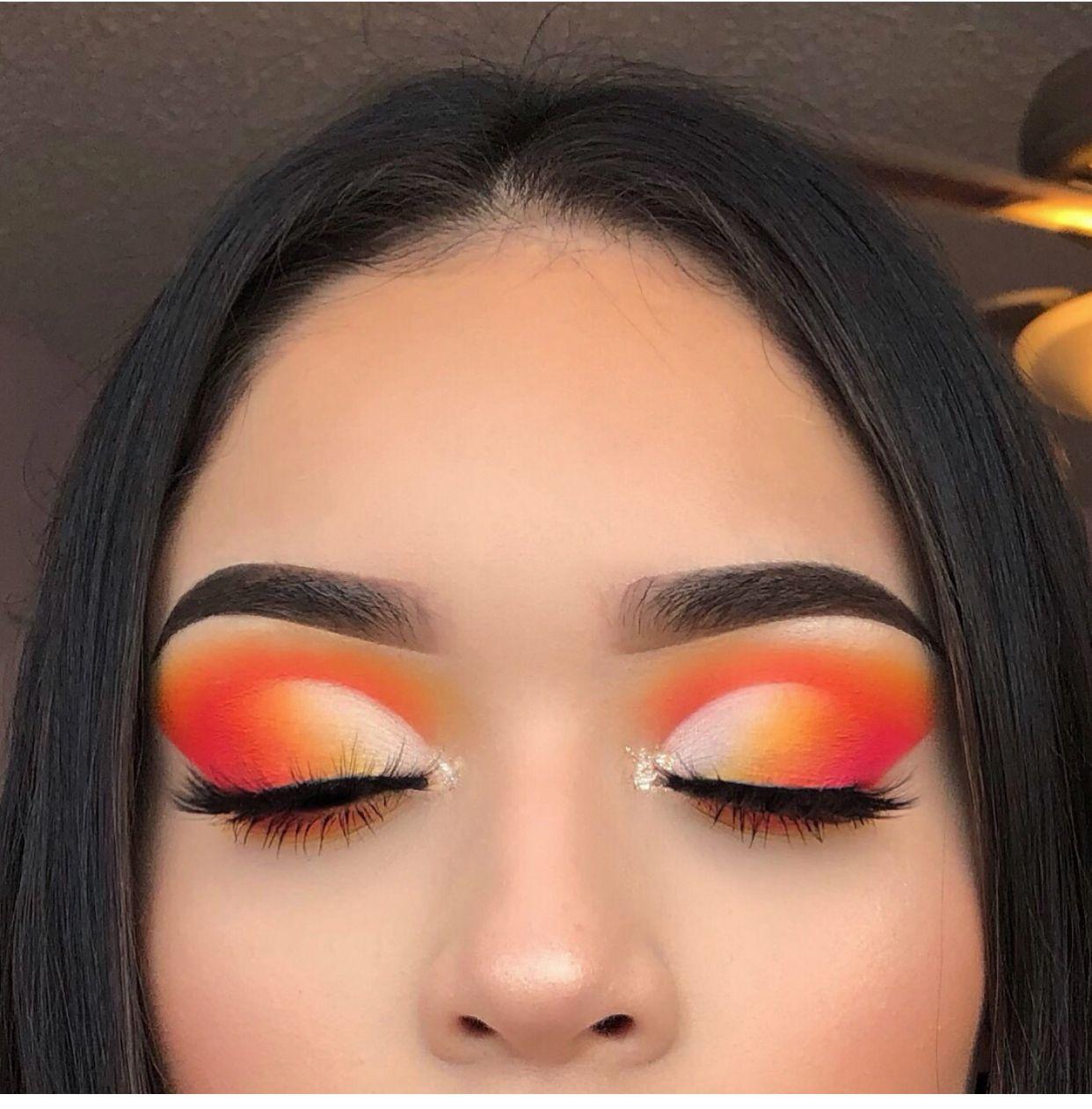 Pinterest X0 Jesss Makeup Eye Looks Colorful Eye Makeup
