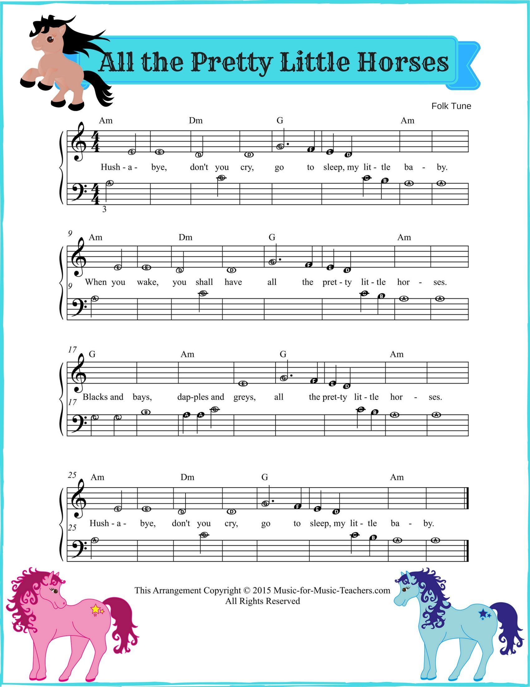 Easy Piano Songs With Letter Notes For Toddlers In 2020 Piano