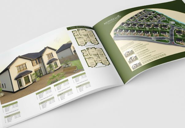 Property Brochure Design Agency  Maps  Info Graphics