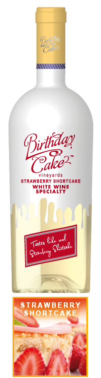 Birthday Cake Flavored Wine Is Your New Excuse To Drink Even More On B