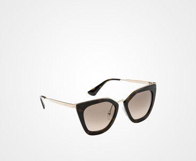 a632adcb164be EYEWEAR - SPR53S E2AU F03D0. EYEWEAR - SPR53S E2AU F03D0 Prada Sunglasses