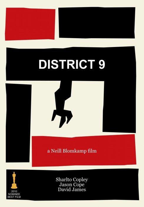 District 9 / Oscar 2010 Best Film Nominees Alternative ...