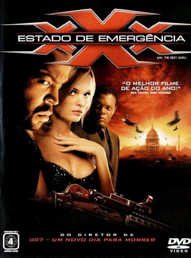 Triplo X 2 Estado De Emergencia Cartazes De Filmes Filmes