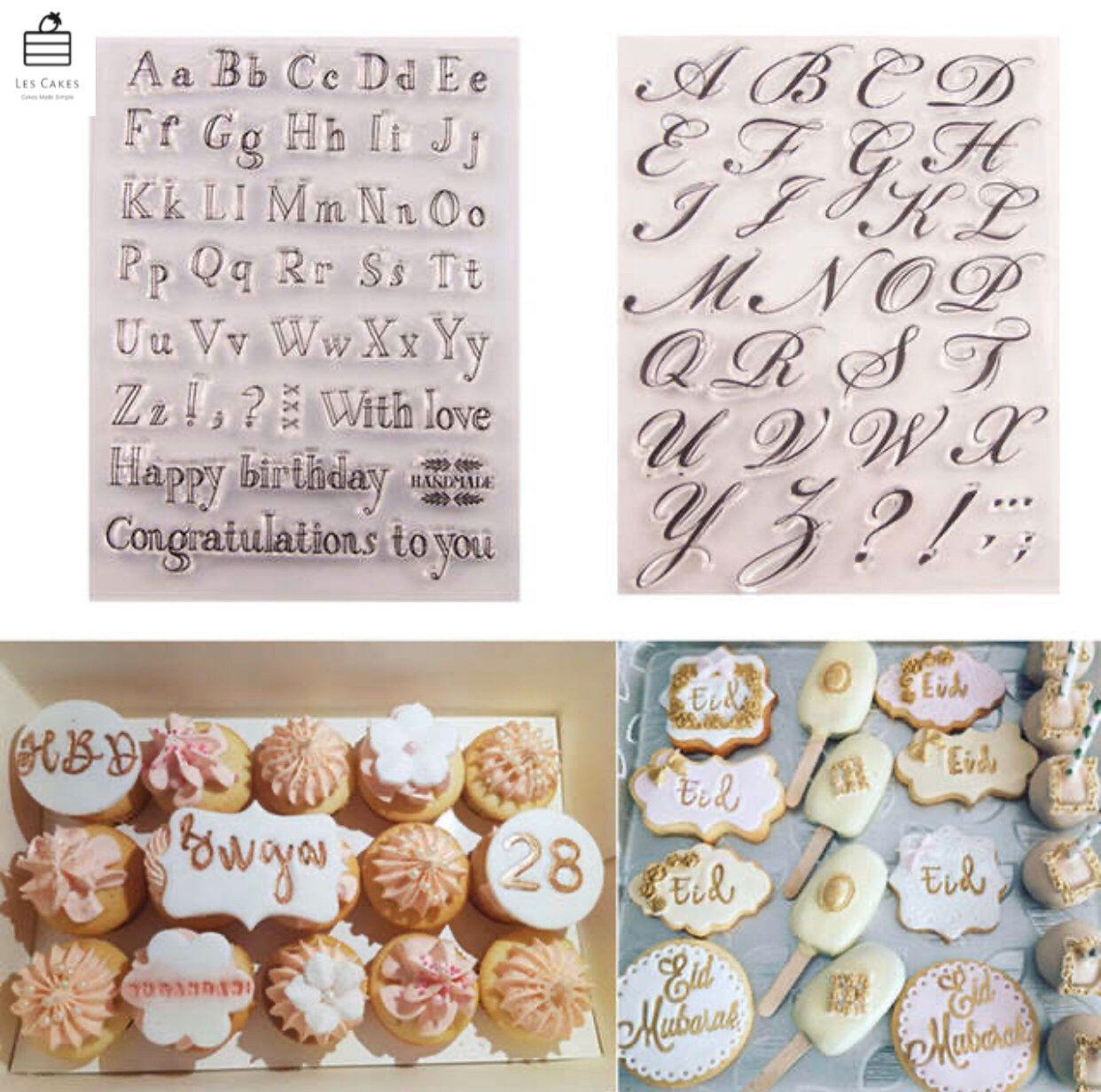 23++ Letter cookie cutters spotlight ideas
