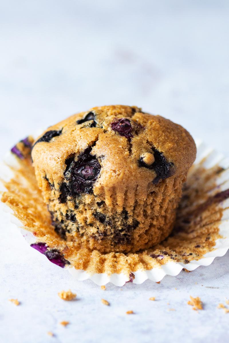 Vegan blueberry muffins Recipe Blue berry muffins