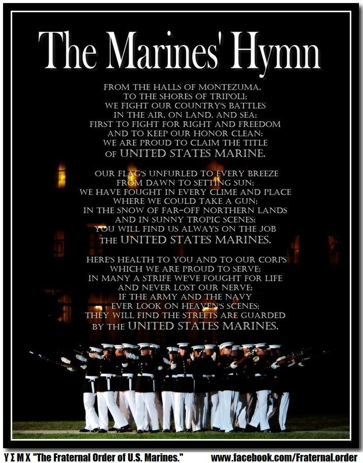 Lyric marine corps hymn lyrics : The 21 Christians were beheaded on the shores of tripoli. Our US ...