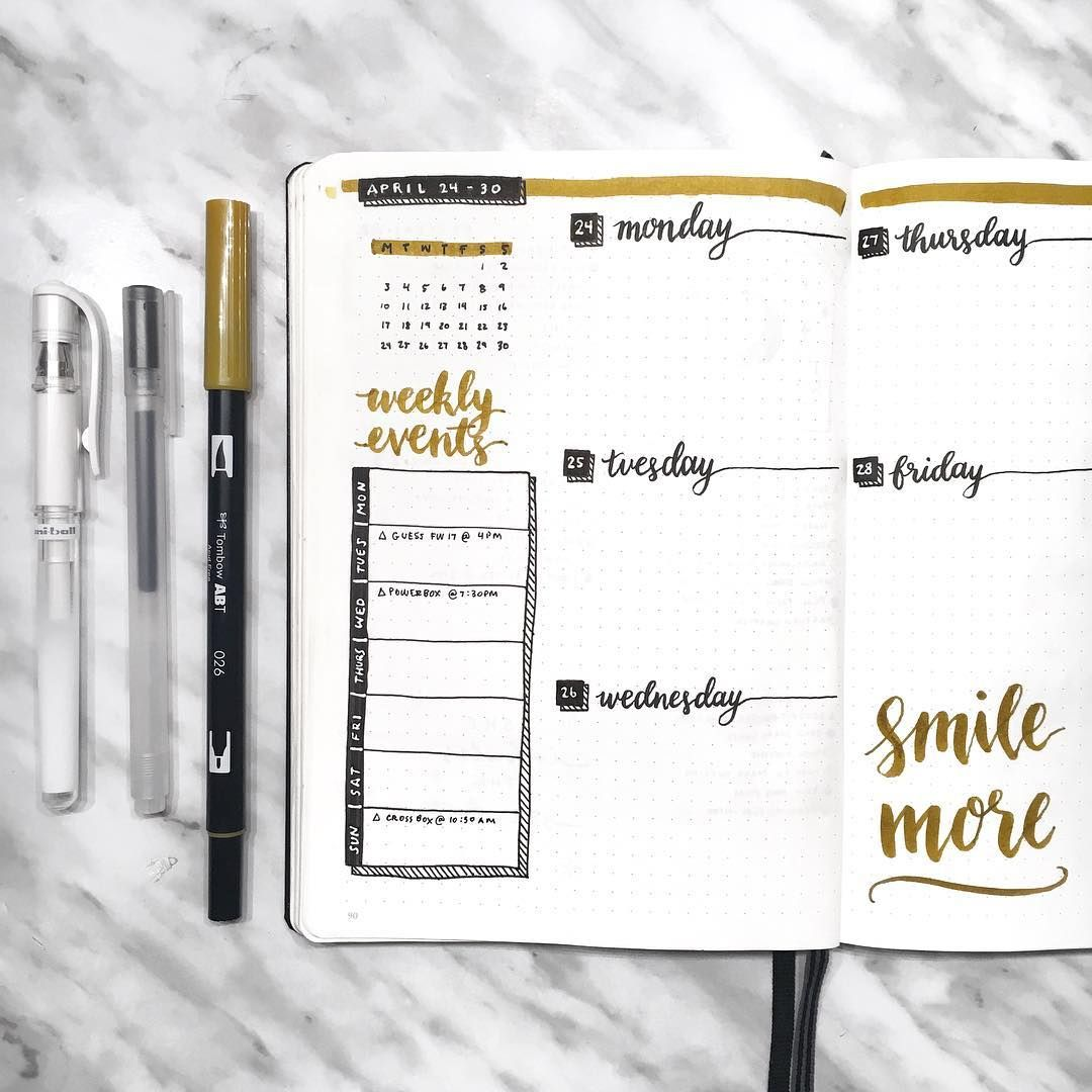 myNOTES Bullet Journal Live the life you love Notizbücher Deutsch 2020
