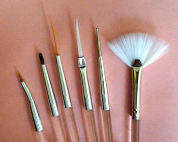 Find out nail art tools and making your own nail Art