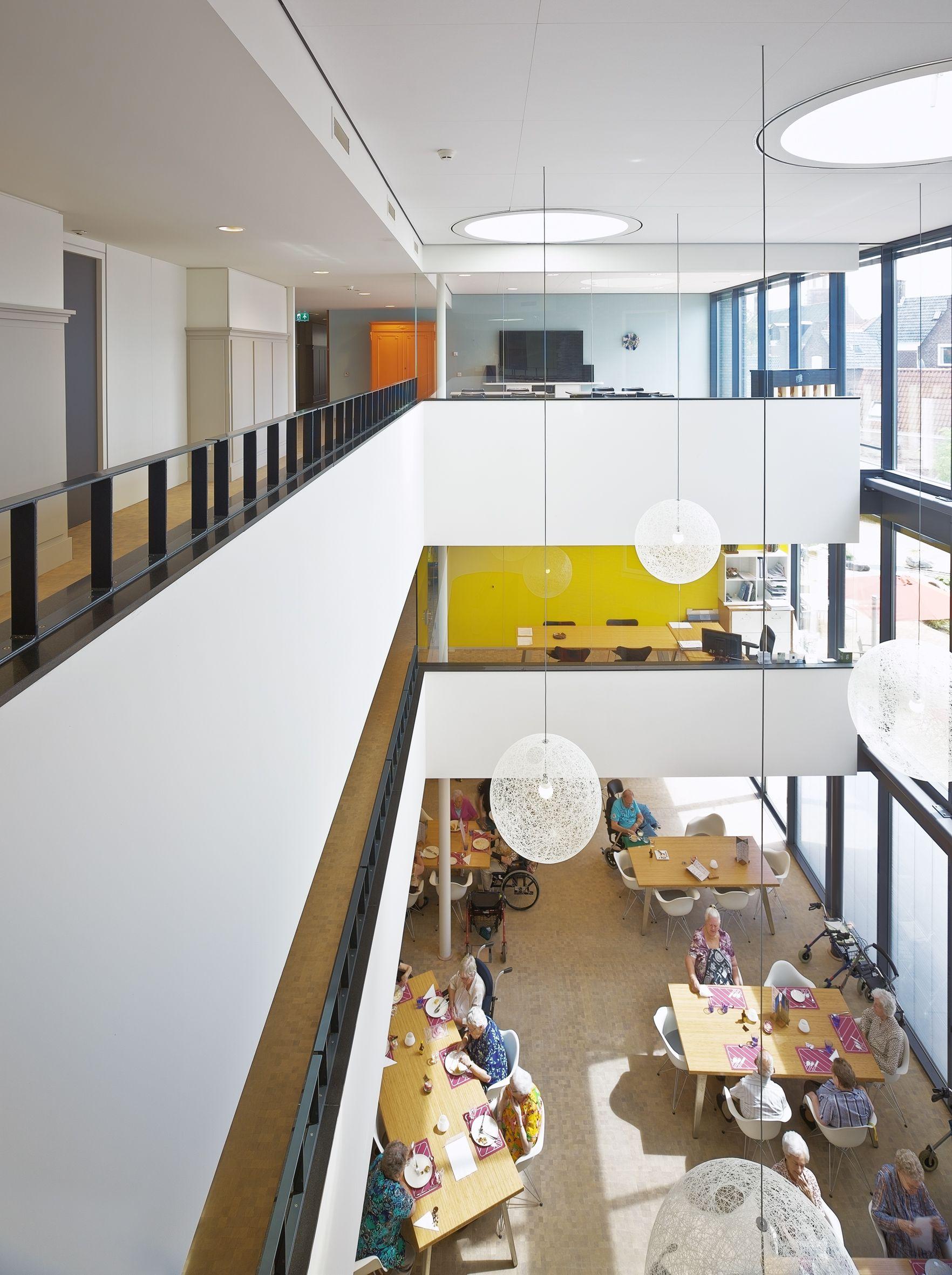 Nursing Home Willibrord interior | atelier PRO | health care ...