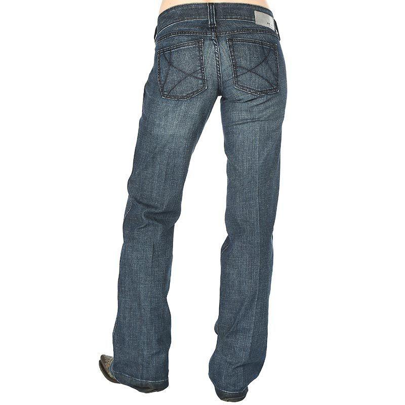 Women's Ariat Ella Trouser Bluebell Wash | Jeans | Pinterest ...