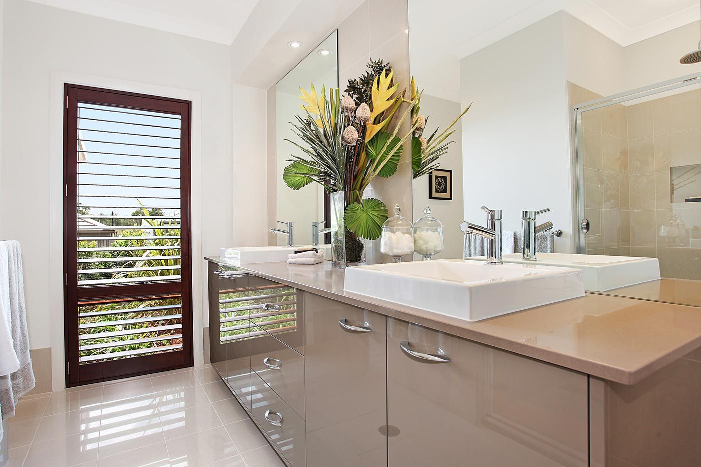 Monaco | McDonald Jones Homes | Ensuite | Home | Pinterest ...
