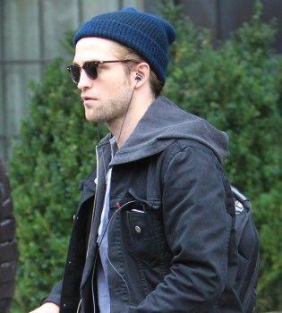 Robert Pattinson in NYC Oct 8, 2012