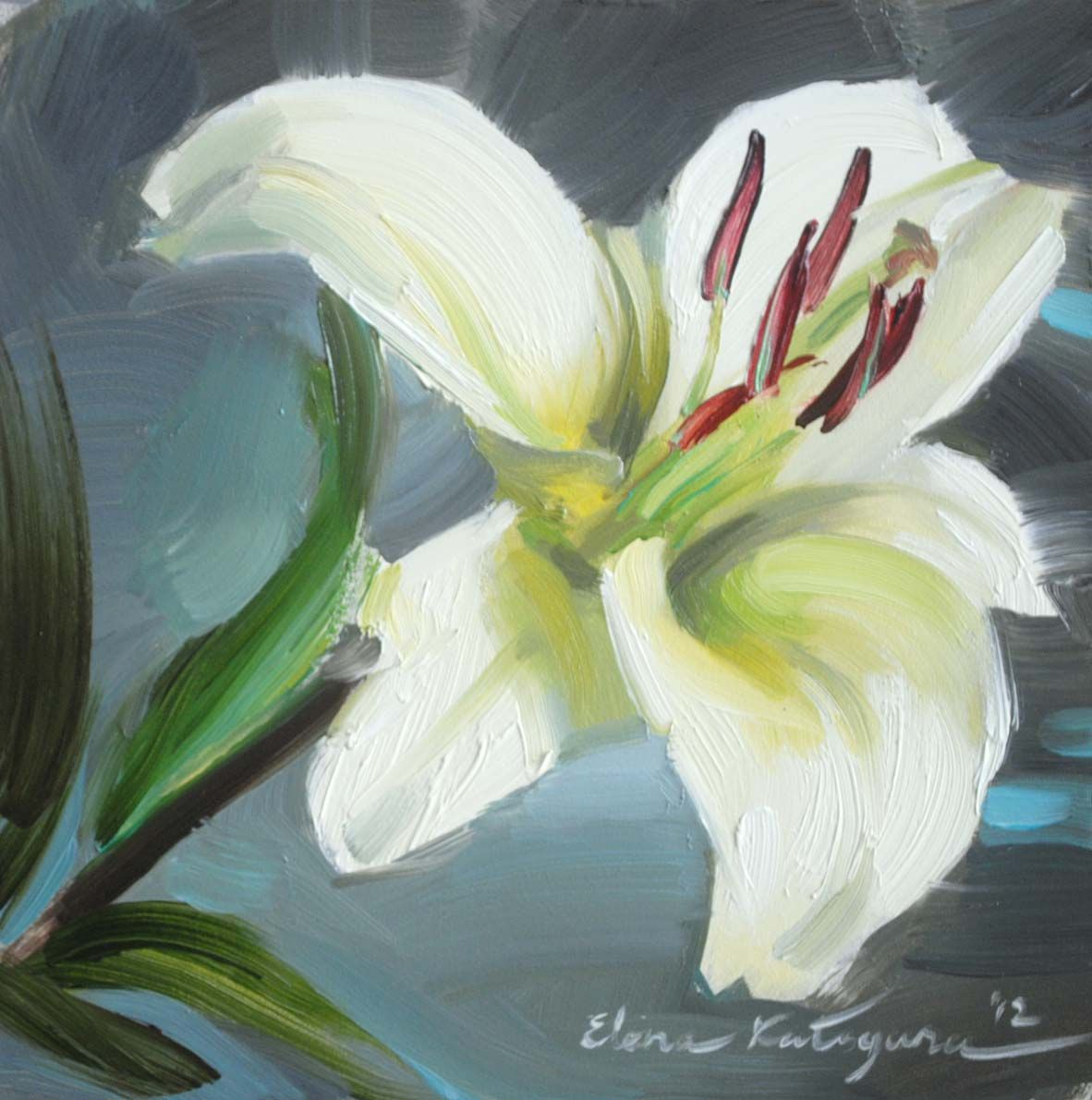 Dead lily flower google search festmny pinterest paintings dead lily flower google search izmirmasajfo Image collections