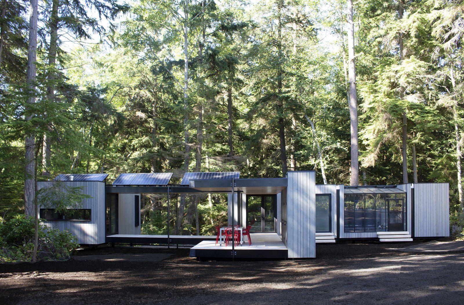 10 Prefab/Modular/Kit Homes ideas in 10   prefab, kit homes ...