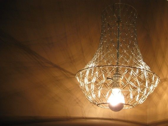Paper Clip Chandelier Master Tutorial PDF 4 by HolidayRegrets
