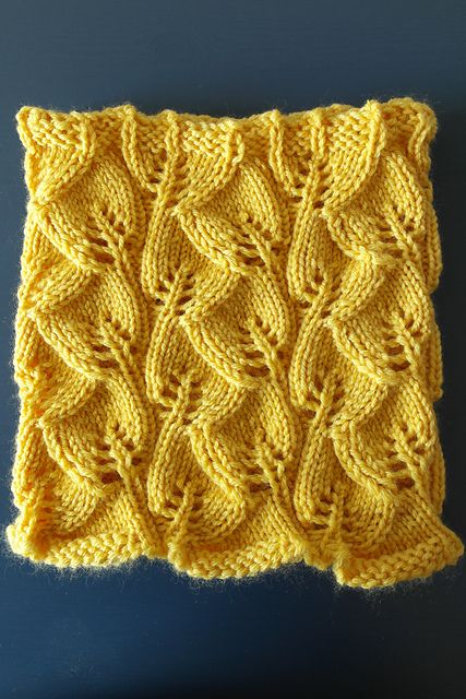 Ravelry: Project Gallery for Growing Leaves Cowl pattern by Meghan Macko