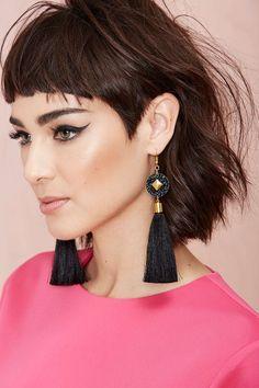 Suzywan Deluxe Alexia Tel Earrings Chelsea S At Nasty Gal