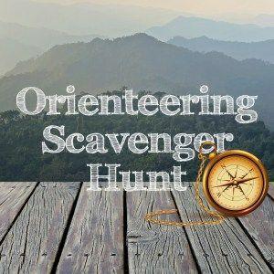Orienteering Scavenger Hunt