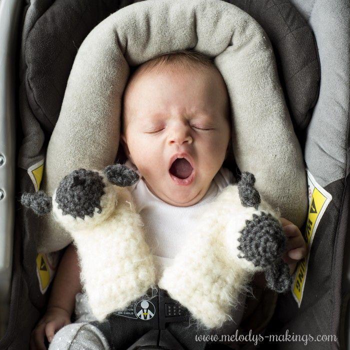 Free Knitting Pattern For Baby Car Seat Blanket Best Blanket 2018