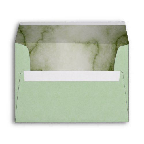 Green And White Marble Envelope Zazzle Com White Marble Faux Marble Stone Design