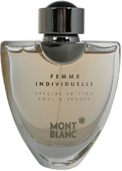 Mont Blanc Femme Individuelle Soul Senses From All The Perfumes
