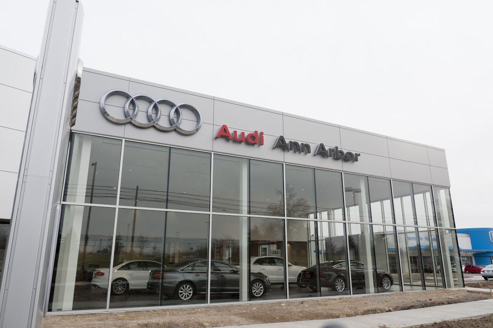 Our New Audi Building Is Open And Ready For Business Make Sure
