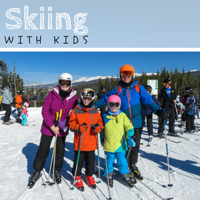 Photo of Family ski trips