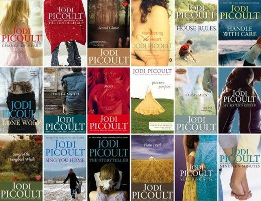 Best Books Of Jodi Picoult Jodi Picoult Books Books Good Books