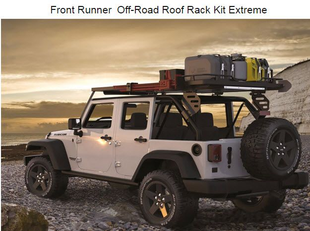 Get Your Jeep Ready For Summer Adventures Trips With This Roof