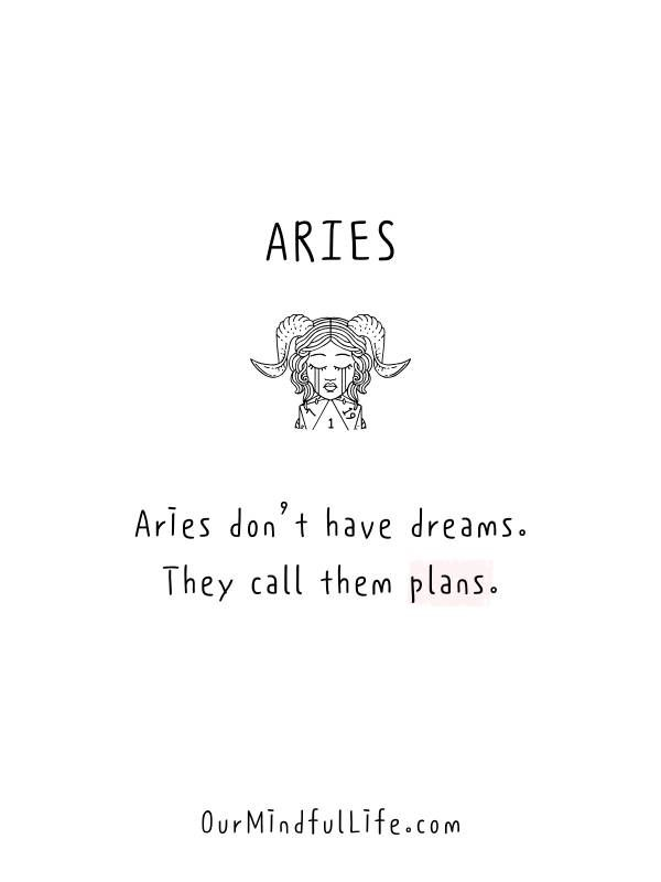 45 Relatable Aries Quotes And Captions To Call Out All Arians