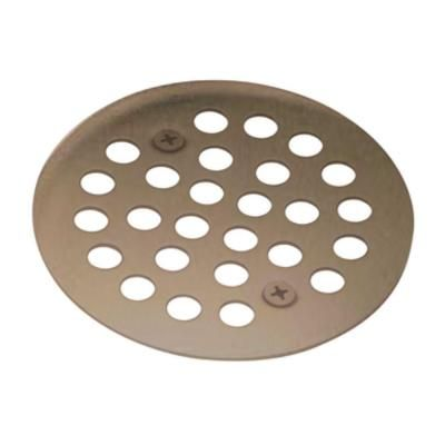 Moen 4 1 4 In Tub And Shower Drain Cover For 2 5 8 In Opening In