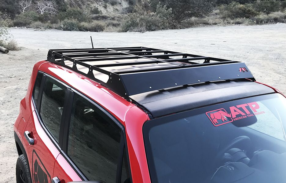Renegade Roof Rack System 37150001 Jeep Renegade Roof Rack Jeep