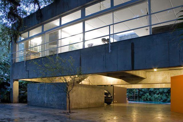 Paulo Mendes da Rocha. Casa Gerassi. São Paulo 1989 | ARScentre