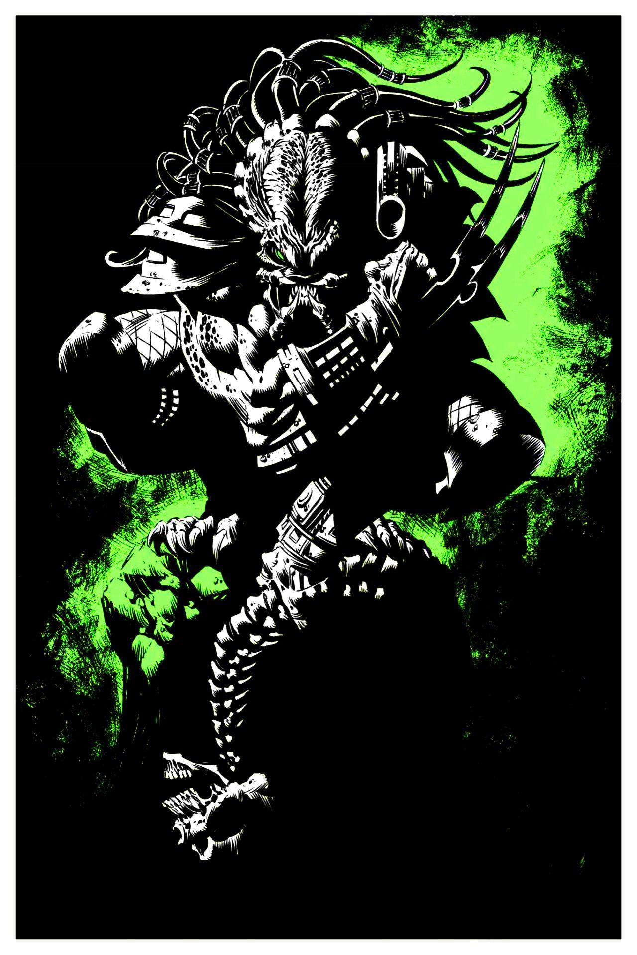 Pin de Martin en Predator Depredador, Alien vs
