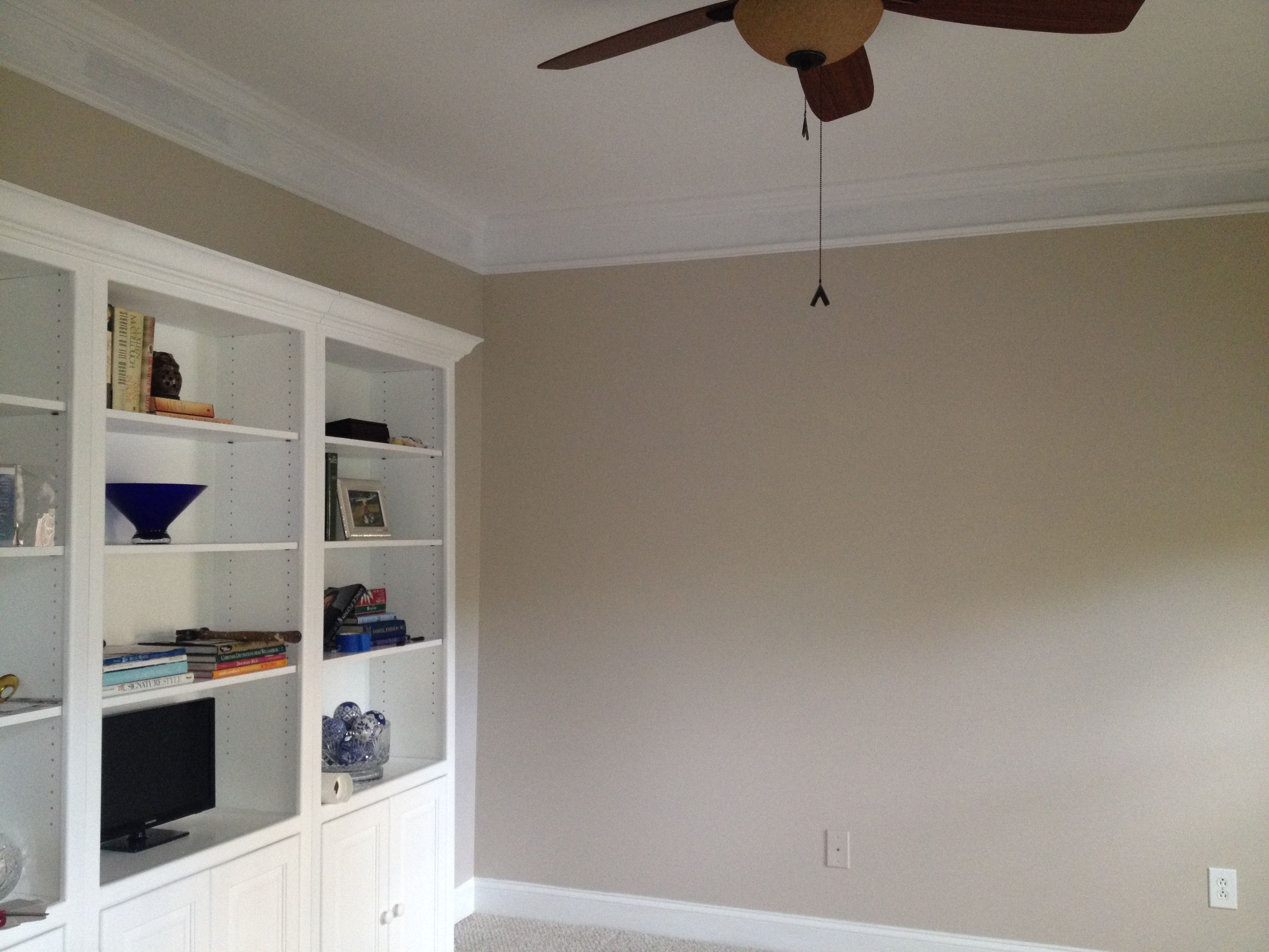 Walls Behr Perfect Taupe