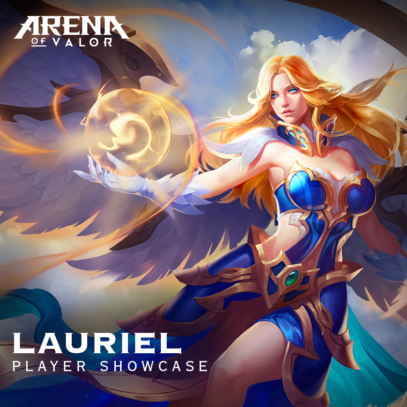Create A Video Or Fan Art Of Lauriel And Share It Below For A Chance To Be Featured On Friday Aov Arenaofvalor