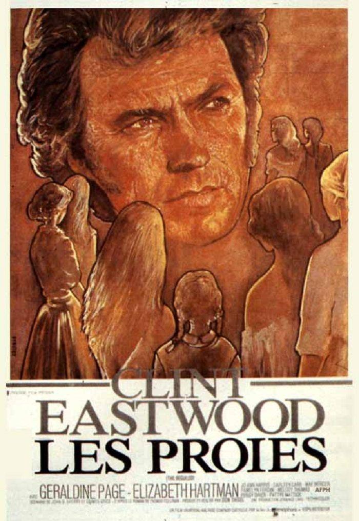film les proies clint eastwood