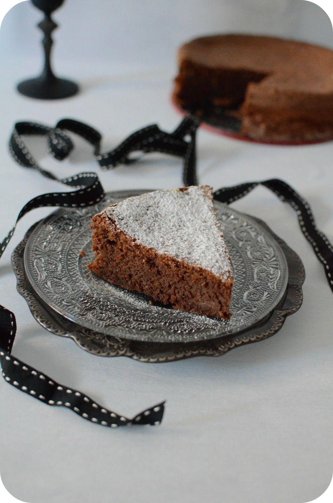 moelleux au chocolat sans beurre gateaux desserts. Black Bedroom Furniture Sets. Home Design Ideas