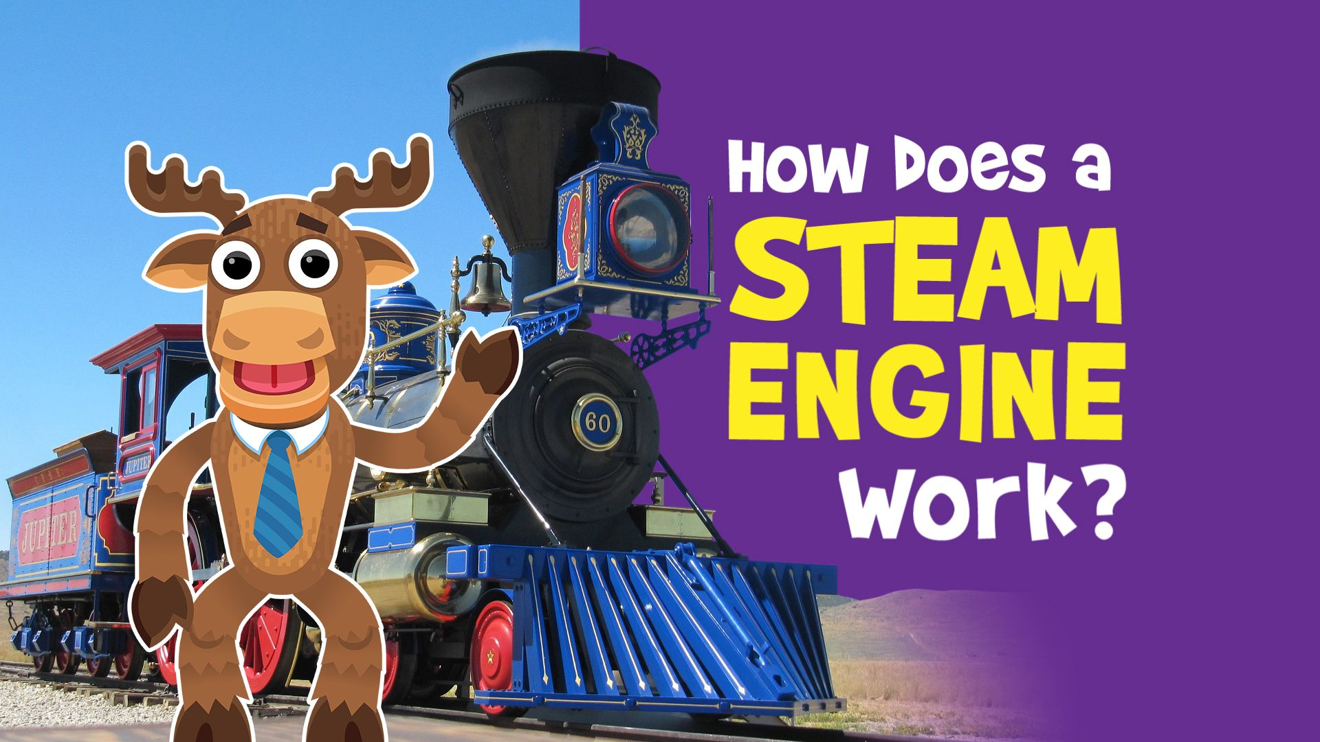 Download This Free Smarty Moose How In The World Does A