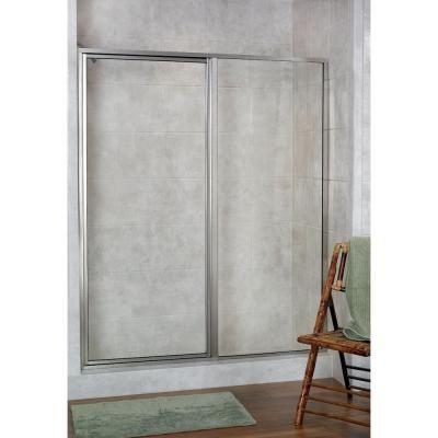 Coastal Shower Doors Legend Series 52 In X 69 In Framed Hinge