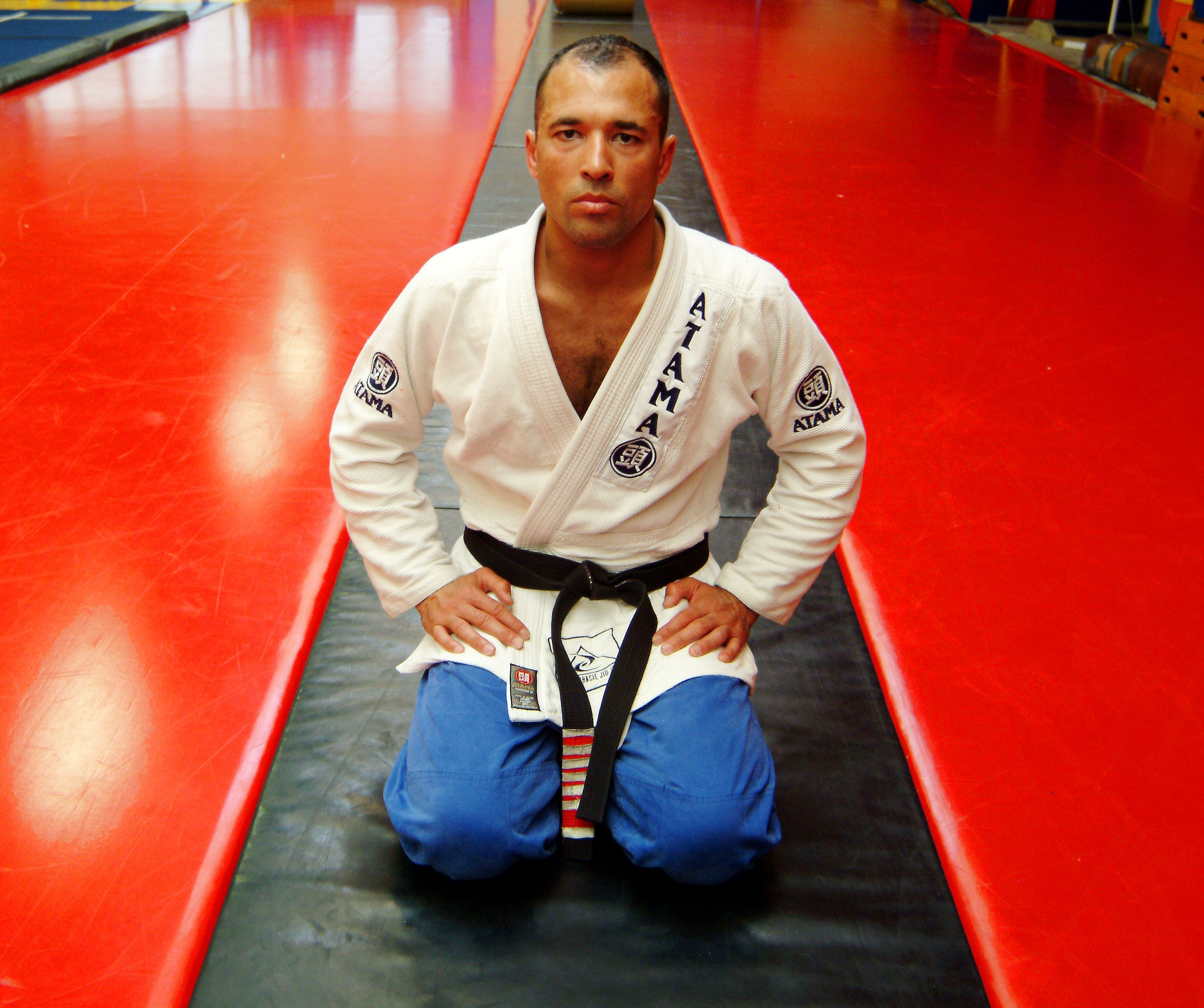 Royce Gracie, Wellington NZ, 2004 | Martial Arts | Jiu jitsu
