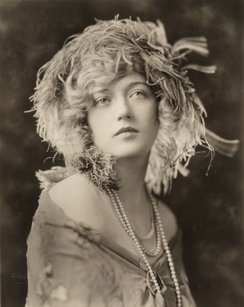 Publicity Still of Marion Davies | Photograph | Wisconsin Historical Society