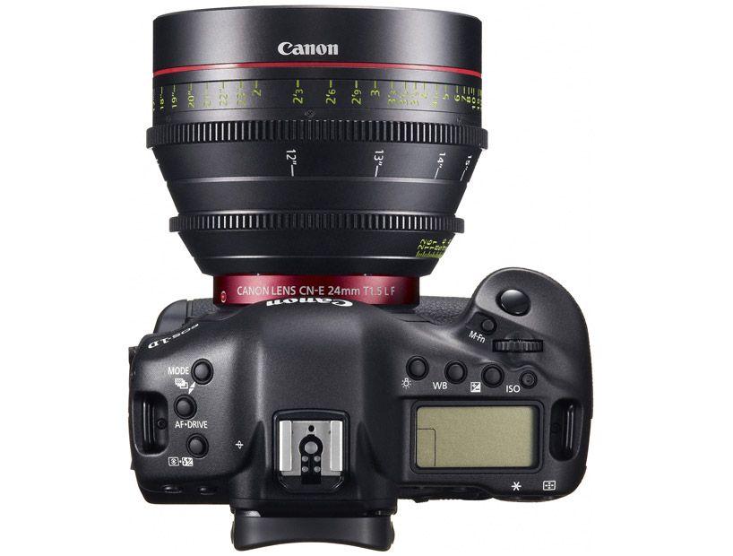 Canon Officially Unveils the 1D C, a 4K Cinema DSLR | EOS, Canon EOS ...