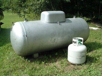 120 Gallon Lp Gas Propane Tank House Camper Mobil Home Resort Camp Hunt Cabin Rv Ebay In 2020 Propane Tank Propane Camper