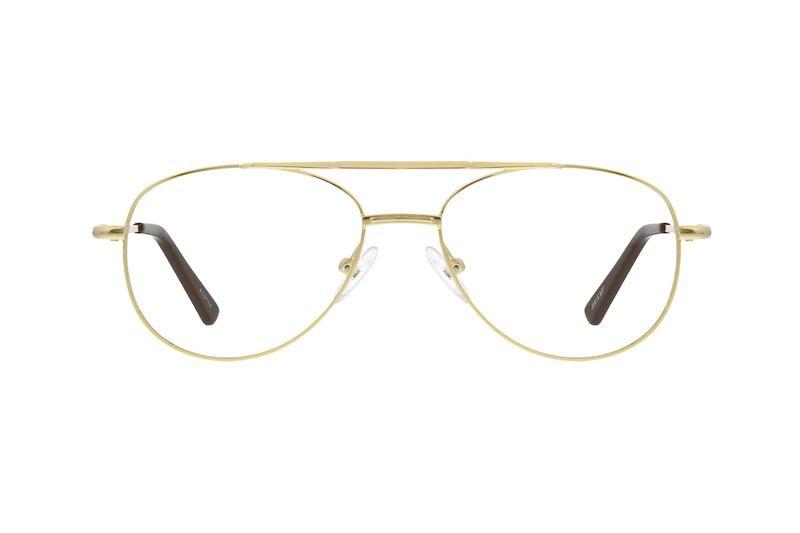 551c3d9497 Rose Gold Aviator Glasses  419119