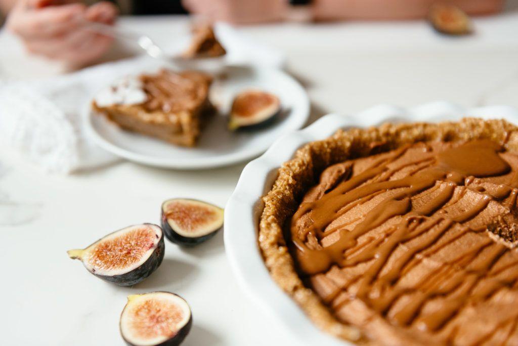 Pumpkin Nice Cream Pie - Barney Butter | Recipe | Nice ...