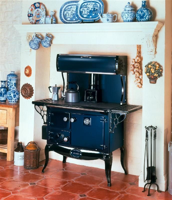 The Waterford Stanley Wood Cookstove with Warming Closet 7000.00 ...